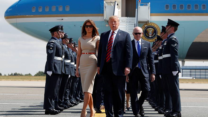 İngilizlerin ABD Başkanı Trump'a bakışı nasıl?