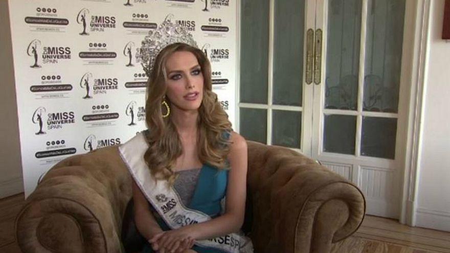 La primera concursante transexual de Miss Universo es española