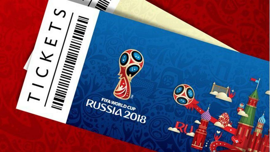كأس العالم 2018: أسعار خيالية لتذاكر المباراة النهائية بين فرنسا وكرواتيا