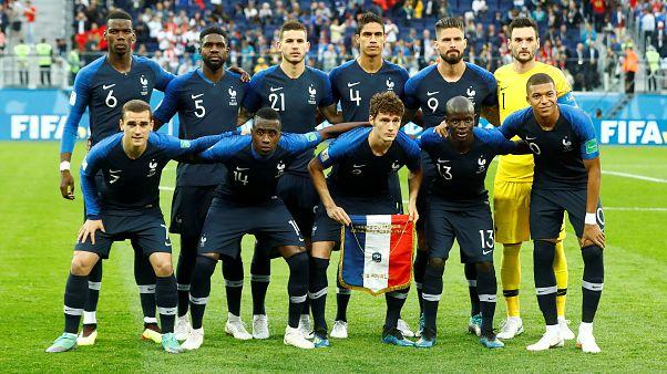 Le succès des Bleus embarrasse son sponsor chinois