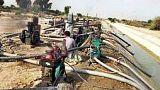 درگیری و اعتراض به کمآبی در کازرون یک کشته بر جای گذاشت