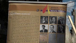 Vermisst in Spanien: Suche nach Francos Toten