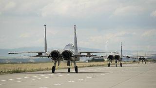 تمرین نظامی مشترک رومانی و آمریکا