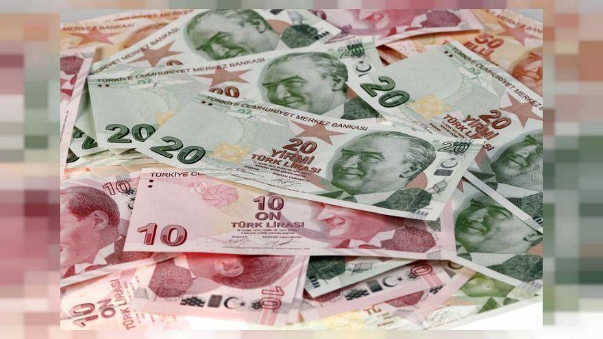 Borsa Istanbul son 14 ayın en düşük seviyesini gördü, TL'deki düşüş sürme eğiliminde