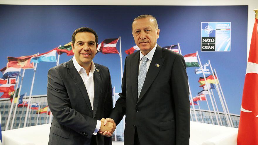 Τσίπρας: Η συνάντηση με τον Ερντογάν δεν ήταν από τις πιο εύκολες