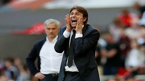 تشيلسي يقيل مدربه الإيطالي أنطونيو كونتي