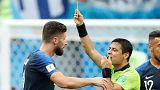علیرضا فغانی، داور ایرانی جام جهانی روسیه