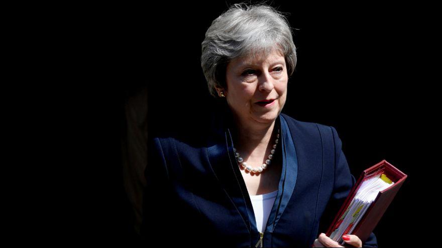 طرح بریتانیا برای روابط با اتحادیه اروپا در دوران پسا برکسیت منتشر شد