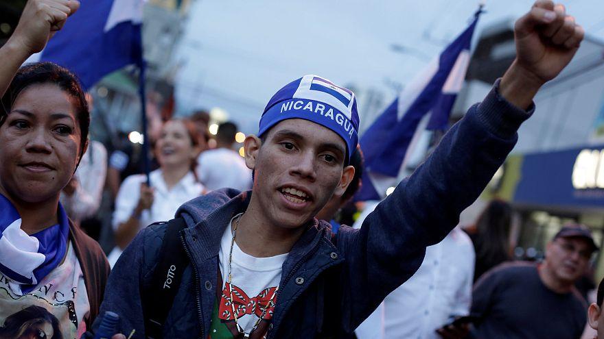 Nicaragua : la pression populaire s'accentue sur Daniel Ortega