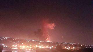 Mısır Kahire Havalimanı yakınlarında patlama