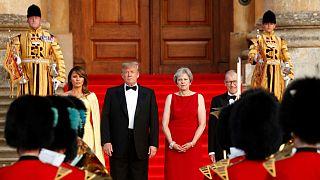 Veszélyben a brit-amerikai kereskedelmi kapcsolatok