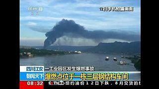 Çin'de kimyasal madde fabrikasında patlama: 19 ölü