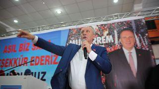 Muharrem İnce: Erdoğan'a beni üzen sözünü aktardım 'farkında değilim' dedi
