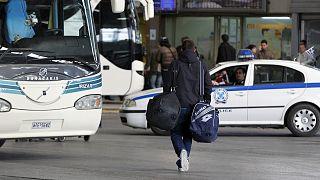 Δράμα: Ανατροπή λεωφορείου ΚΤΕΛ με τραυματίες