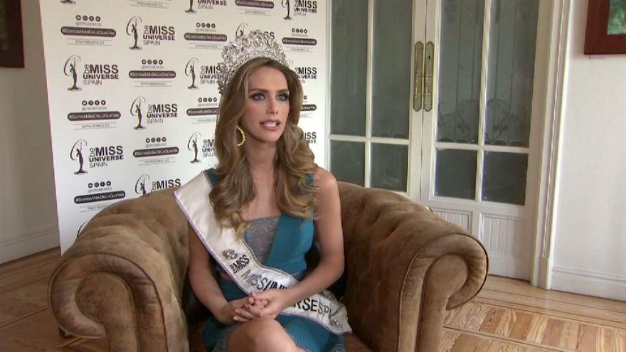 شاهد: أول فتاة متحولة جنسياً تشارك في مسابقة ملكة جمال العالم