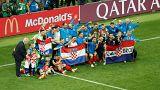 Horvátország : mikor a foci felülír konfliktusokat