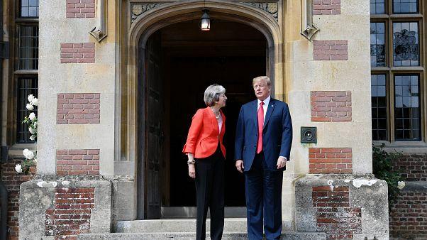 """""""Une telle ingérence dans la politique britannique est sans précédent"""""""