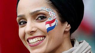 """FIFA quer menos planos de """"mulheres atraentes"""" nos jogos de futebol"""