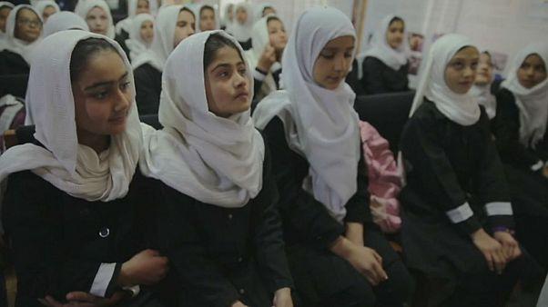شنبه خونین کابل؛ با وزیر معارف افغانستان در لیسه ملاله