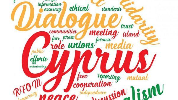 Kıbrıslı Türk ve Rum gazeteciler 'ortak dilde' buluştu