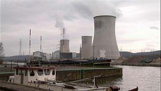 Belgiumi atomtervek