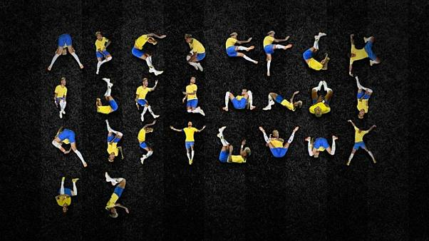 De A à Z : l'alphabet inspiré des roulades de Neymar