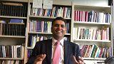 بروفايل: عمرو رياض..أزهري في جامعة لوفان البلجيكية..ينظّر للفكرالتنويري أكاديميا