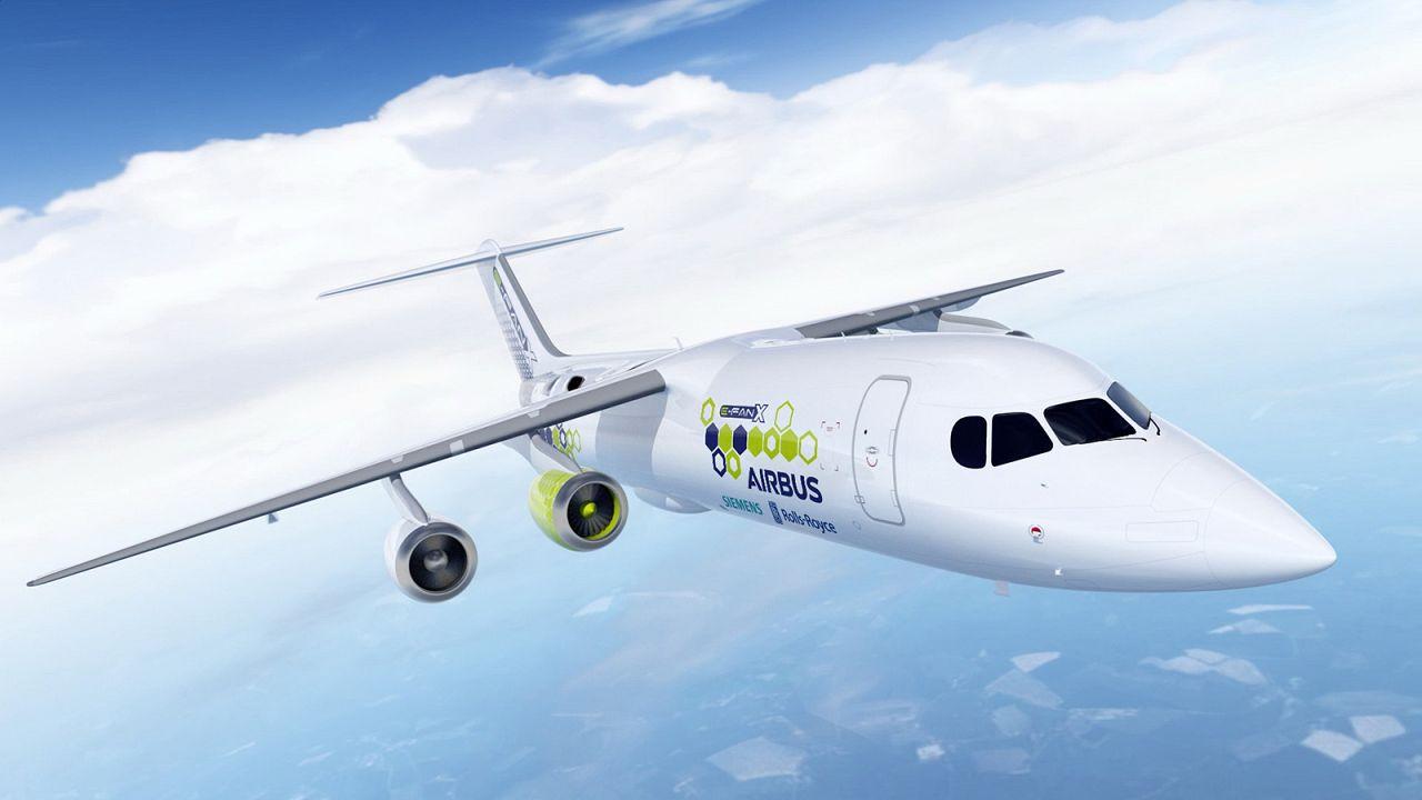 Leading a renewable revolution in aerospace