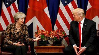 Reino Unido, un socio comercial dividido entre la UE y EEUU