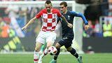 Mbappé - Modric : finale de Coupe du monde entre la France et la Croatie