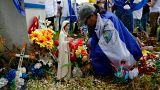 Al menos 4 policías y un civil muerto durante las protestas en Nicaragua