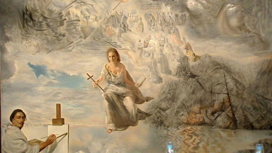 Exposición sobre Gala: más allá de Dalí