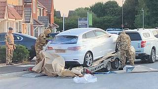 İngiliz Polisi Noviçok zehrinin kaynağını buldu