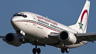 مسافر على متن طائرة الخطوط المغربية يتسبب في تدخل مقاتلتين حربيتين فرنسيتين