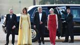 هاتان هما الهديّتان اللتان قدّمتهما تيريزا ماي إلى دونالد ترامب وزوجته
