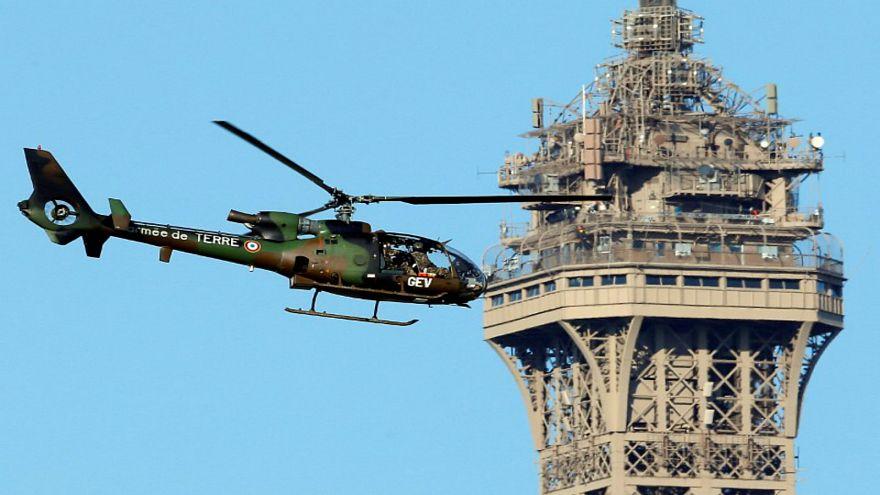 """انتشار واسع للشرطة في فرنسا تحسبا للعيد الوطني """"الباستيل"""" ونهائي كأس العالم"""