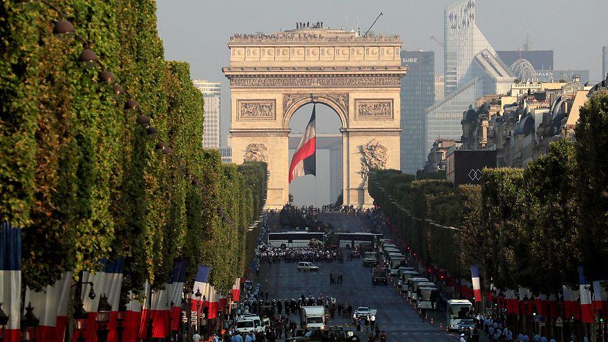 france celebrates bastille day euronews