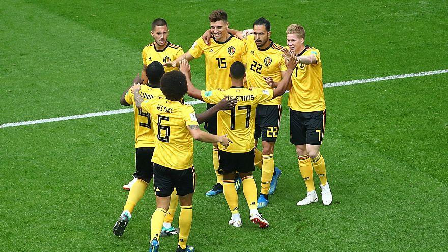İngiltere'yi 2-0 ile geçen Belçika dünya üçüncüsü