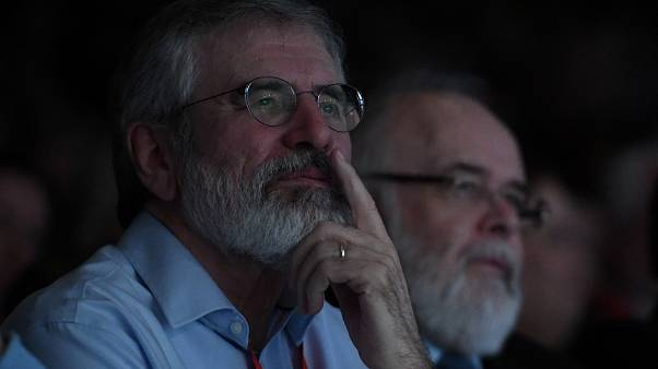 Sinn Féin slams attacks on former leaders' homes