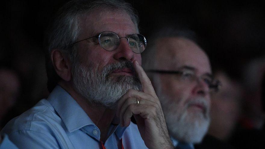 Sinn Féin slams attacks on former leaders' homes