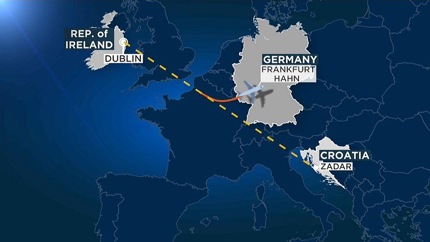 Wegen Druckabfall: Ryanair-Flieger muss in Frankfurt-Hahn zwischenlanden