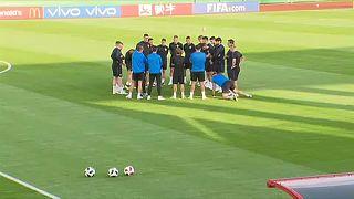 """Kroatiens Kicker vor WM-Finale: """"Wir müssen uns nur ausruhen"""""""