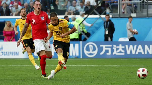 Bélgica vence a Inglaterra y hace historia en el Mundial
