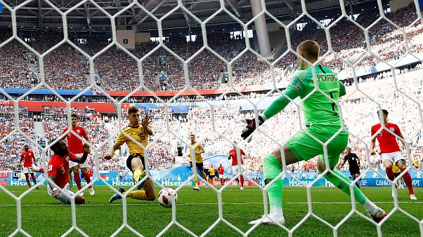 Belgium beats England 2-0 to secure third place at World Cup 2018