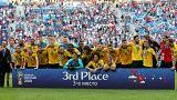 Mundial2018: Bélgica conquista o terceiro lugar