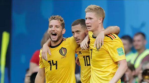 Belgium történelmi bronzérme