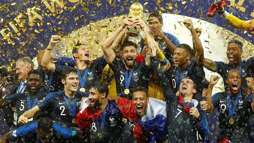 Франция - чемпион мира