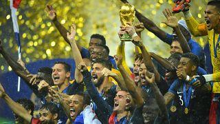 Delirio colectivo en Francia tras su triunfo en el Mundial