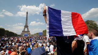 Franciaország nyerte a futball-világbajnokságot
