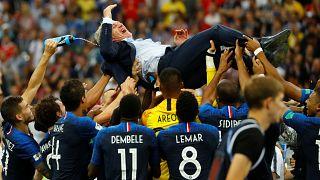 Frankreich ist Weltmeister - Furioser 4:2 Sieg gegen Kroatien